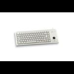 CHERRY G84-4400 keyboard USB QWERTY UK English Grey