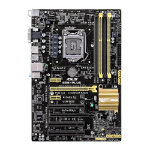 ASUS B85-PLUS Intel B85 Socket H3 (LGA 1150) ATX