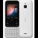 "Nokia 6300 4G 6.1 cm (2.4"") 104.7 g White Feature phone"