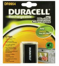Duracell DR9954 rechargeable battery