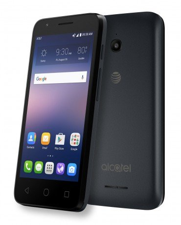ALCATEL IDEAL 4060 8GB Original Celular Desbloqueado BLACK