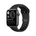 Apple Watch SE Nike OLED 44 mm Gris 4G GPS (satélite)