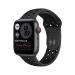 Apple Watch SE Nike OLED 44 mm Gris 4G GPS (satélite)