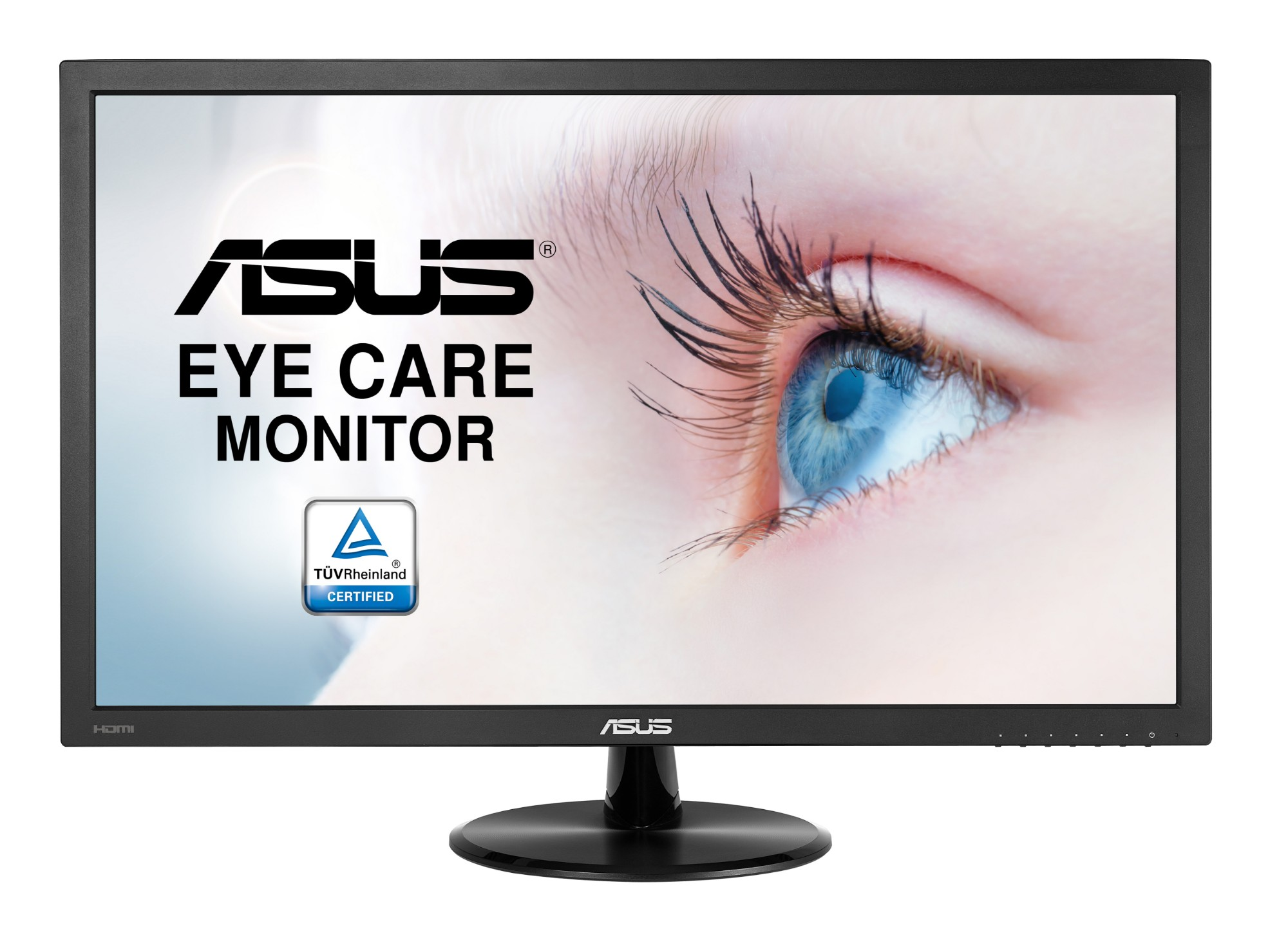 "ASUS VP247HA LED display 59.9 cm (23.6"") Full HD Black"