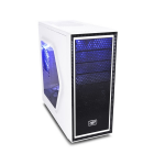 Deepcool White Tesseract SW Mid Tower Chassis