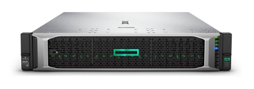 Hewlett Packard Enterprise ProLiant DL380 Gen10 server Intel Xeon Silver 2.4 GHz 32 GB DDR4-SDRAM 72 TB Rack (2U) 800 W