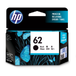 HP C2P04AE (62) Printhead cartridge black, 200 pages