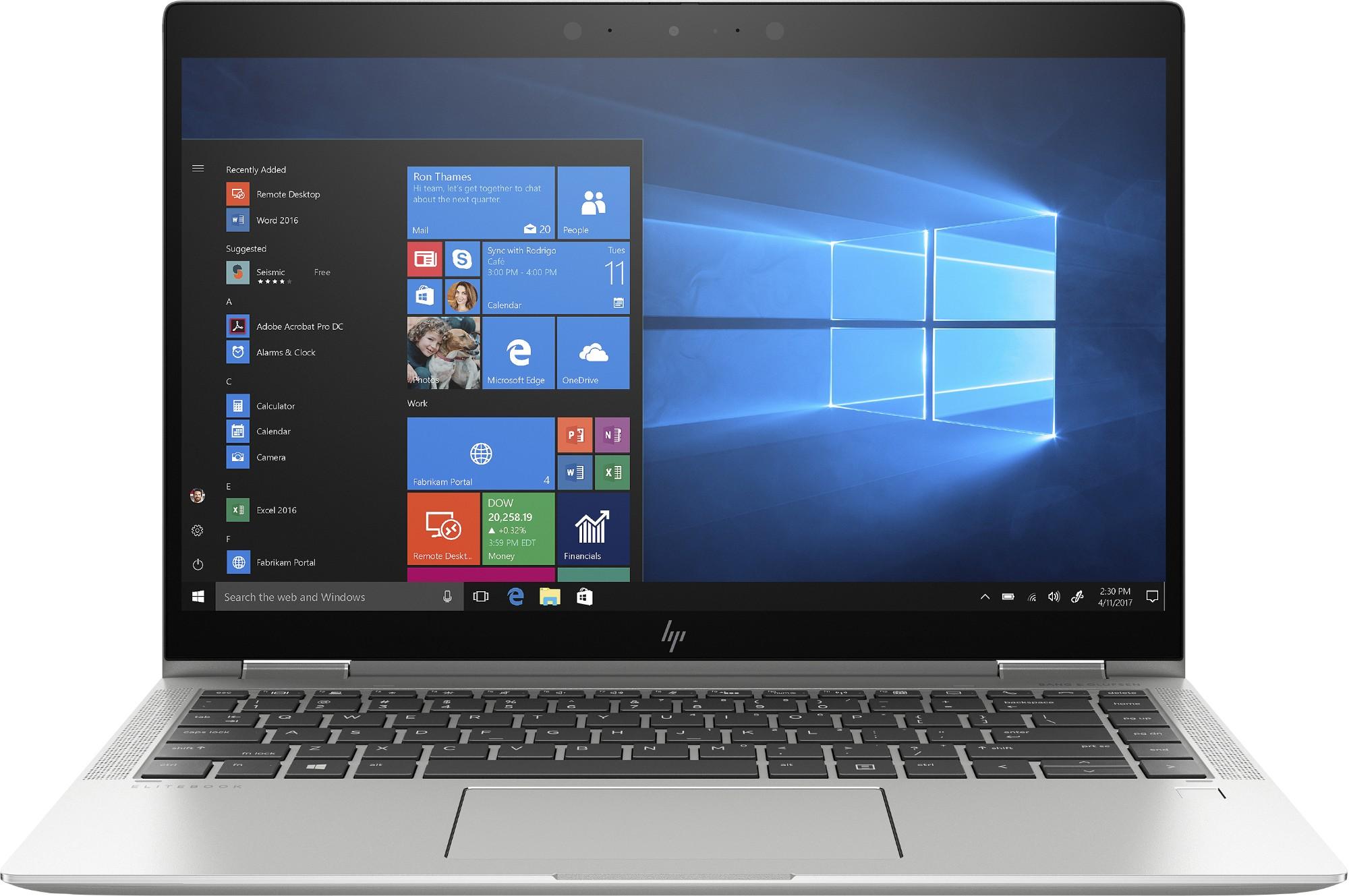 "HP EliteBook x360 1040 G6 Híbrido (2-en-1) Plata 35,6 cm (14"") 1920 x 1080 Pixeles Pantalla táctil 8ª generación de procesadores Intel® Core™ i5 16 GB DDR4-SDRAM 512 GB SSD Wi-Fi 6 (802.11ax) Windows 10 Pro"