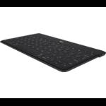 Logitech Keys-To-Go Schwarz Bluetooth QWERTY Spanisch