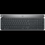 Logitech Craft keyboard RF Wireless + Bluetooth AZERTY French Black, Grey