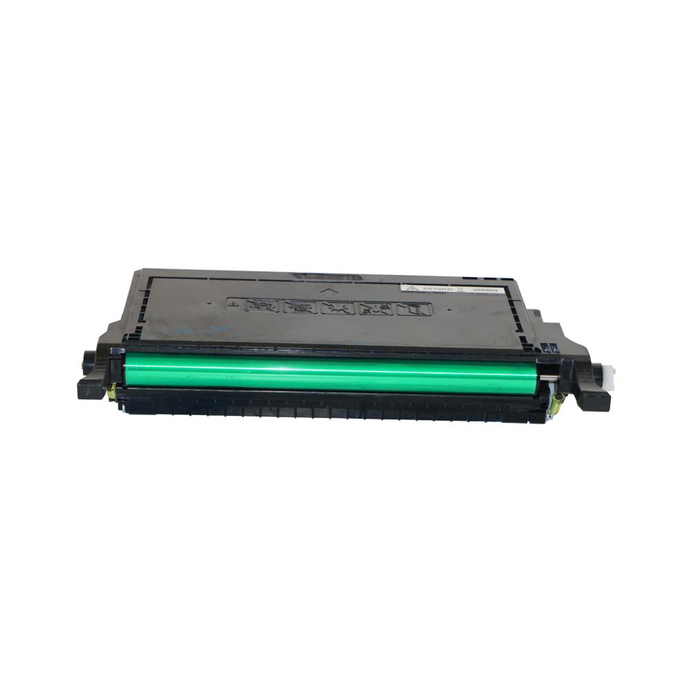 Remanufactured Samsung CLP-K660B / HP ST906A Black Toner Cartridge