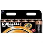 Duracell Plus Power D Alkaline 1.5V non-rechargeable batteryZZZZZ], 81275448