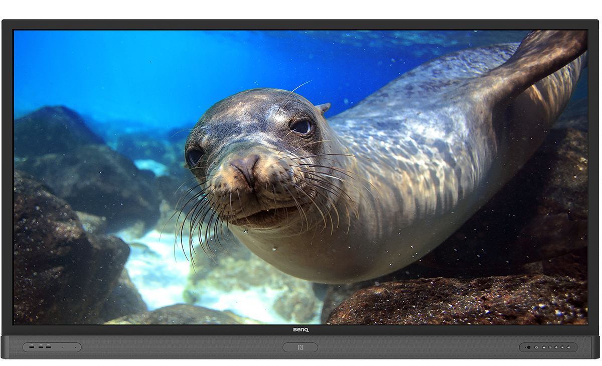 """Benq RP860K Interactive Touch Screen Display 86"""" LED 4K"""