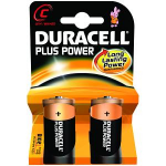 Duracell MN1400B2 household battery Single-use battery C Alkaline