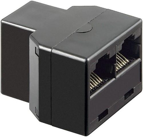 Microconnect MPK302B network splitter Black