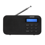 Denver Electronics DAB-42 Portable Digital Black radio