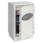Phoenix Safe Co. DS2502K safe White 84 L