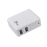 Siig AC-PW0K12-S1 mobile device charger Indoor White