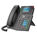 Fanvil X4U IP phone Black 12 lines LCD Wi-Fi