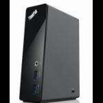 Lenovo ThinkPad Basic USB 3.0 Dock USB 3.0 (3.1 Gen 1) Type-A Black