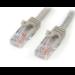 StarTech.com 45PAT5MGR cable de red Gris 5 m Cat5e U/UTP (UTP)