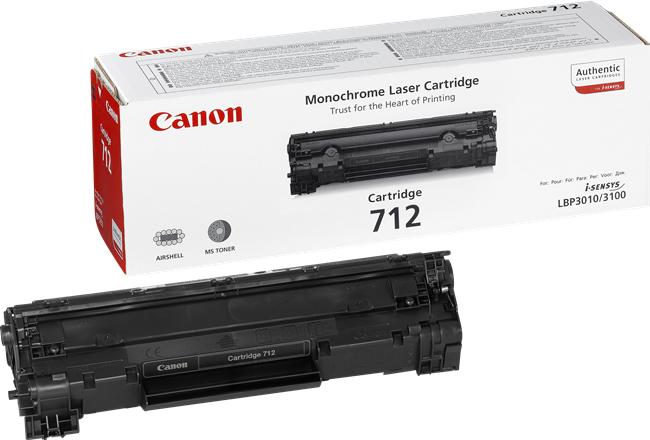 Canon 1870B002 cartucho de tóner Original Negro 1 pieza(s)