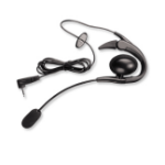 Motorola 56320 Ear-hook Monaural Wired Black mobile headset