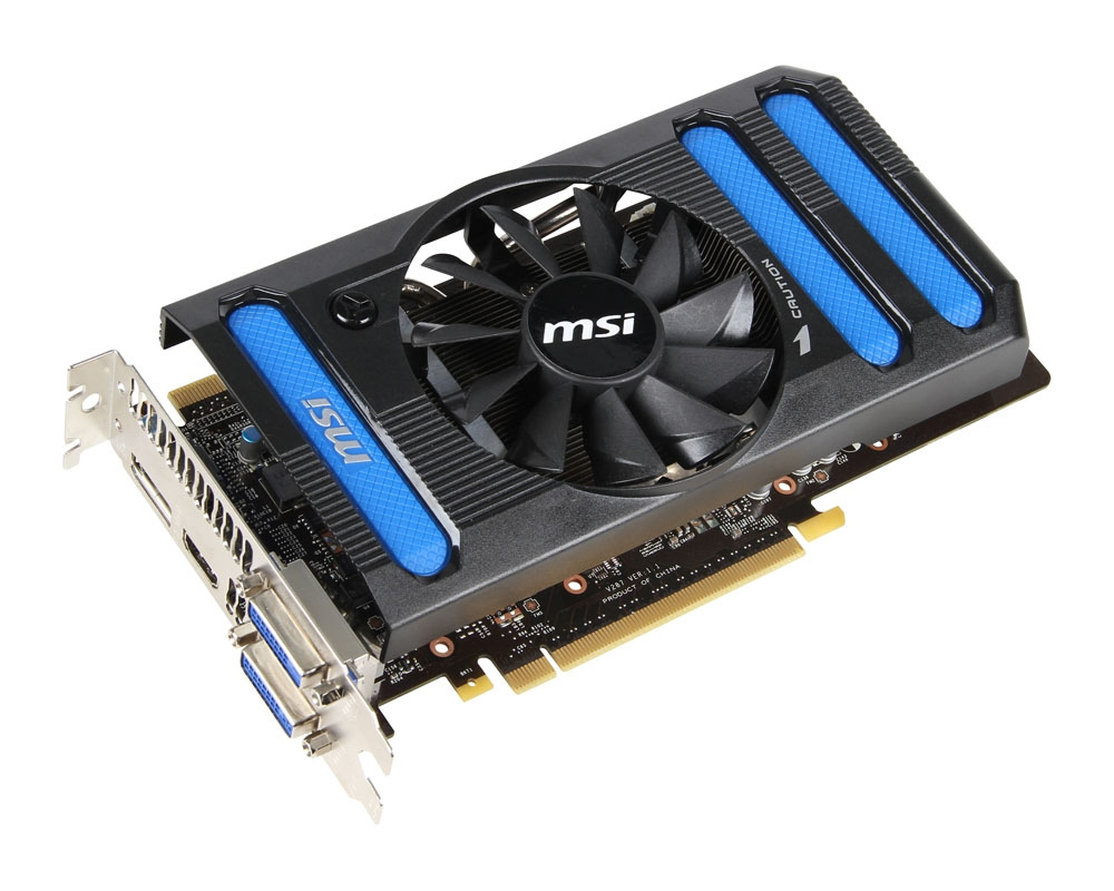 MSI GeForce GTX 660 2GB OC