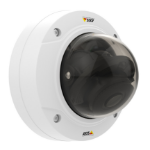 Axis P3224-LV Mk II IP security camera Indoor Dome White