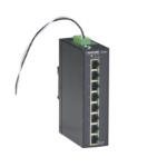 Black Box LPH008A-R2 network switch Unmanaged Gigabit Ethernet (10/100/1000) Power over Ethernet (PoE)