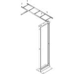 Black Box RM696 rack accessory