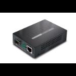 PLANET GT-905A network media converter 2000 Mbit/s Black