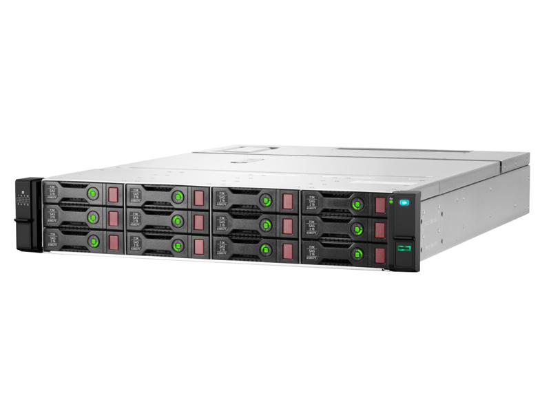 HPE HPE D3610 boîtier de disques Rack [2 U]
