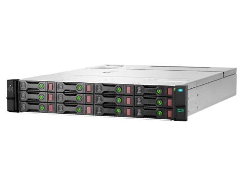 Hewlett Packard Enterprise D3610 disk array Rack (2U)