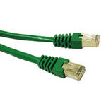 C2G 7m Cat5e Patch Cable 7m Green networking cable