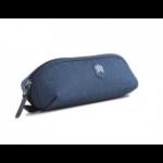 STM Must Stash Blue Polyester Unisex Baguette bag