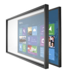 """NEC OL-V652 65"""" Multi-touch touch screen overlay"""