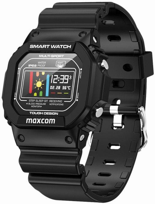 """MaxCom FW22 Classic 2,44 cm (0.96"""") Negro"""
