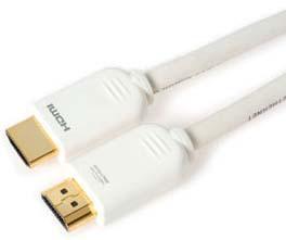 Techlink 5m HDMI 1.4 HDMI cable HDMI Type A (Standard) White
