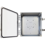 Ventev CD14126CL-DBH electrical enclosure Polycarbonate (PC) IP66