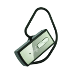 Perfect Choice Manos Libres Bluetooth Reflex Monoaural Bluetooth Negro, Plata auricular para móvil