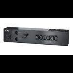 APC Service Bypass PDU power distribution unit (PDU) 2 AC outlet(s) Black
