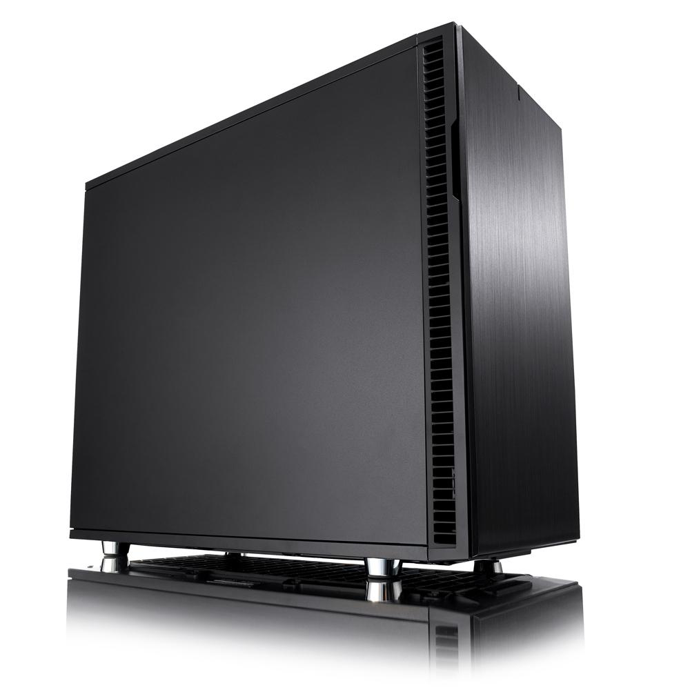 Fractal Design Define R6 USB-c Computer Case Desktop Black