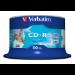 Verbatim CD-R AZO Wide Inkjet Printable no ID 700 MB 50 pc(s)