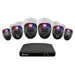 Swann SWDVK-846806SL video surveillance kit Wired 8 channels