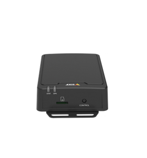 Axis C8210 audio amplifier Black