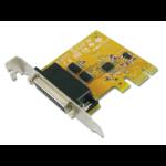Sunix SER6437A PCIE 2-Port Serial RS-232 Card Low profile
