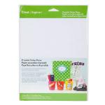 Cricut 2002530 printing paper White