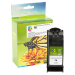 Refilled HP 78A Colour Ink Cartridge