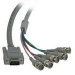 C2G Video HD15M / 5-BNC M cable